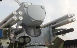 Корабельные зенитные комплексы «Каштан», «Каштан-М» и «Панцирь-МЕ»