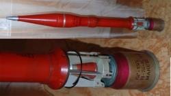 Выстрелы к 73-мм станковому гранатомёту ПГ-15В, ОГ-15В