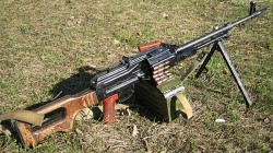Пулемёт Калашникова ПК