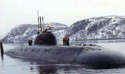 Атомные подводные лодки проекта 671 «Ёрш»
