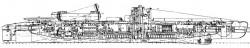 Проект подводный лодки пр.П-613