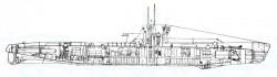 Проект подводной лодки пр.612