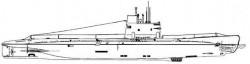 Подводная лодка проекта 637
