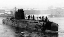 Подводные лодки пр.617М, 647, 635, 643