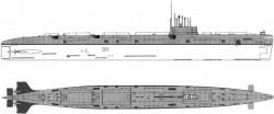 Подводная лодка проекта 659