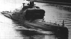 Дизельная подводная лодка пр.665 (Россия)