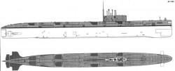Подводная лодка проекта 675