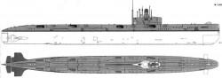Подводная лодка проекта 675М, 675К, 675МК, 675МКВ