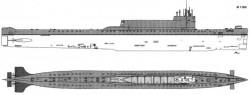 Подводная лодка проекта 701