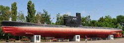 Дизельная подводная лодка пр.А615 (Россия)