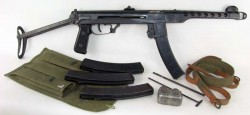 Пистолет-пулемёт ППС-43