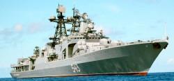 Большие противолодочные корабли проекта 1155 «Удалой»