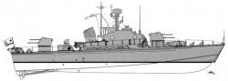 Торпедный катер проекта 183ТК