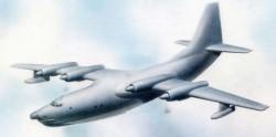 Проект противолодочного самолёта-амфибии 1961 года