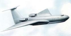 Проект противолодочного самолёта-амфибии 1962 г.