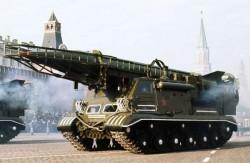 Ракетный комплекс с оперативно-тактическими ракетами Р-11 (8А61) и Р-11М (8К11)