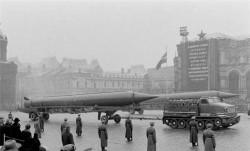 Баллистические ракеты средней дальности 8К63 Р-12 / Р-12У