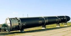 Стратегический ракетный комплекс с баллистической ракетой Р-36М2 и Р-36МУТТХ