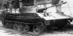 Опытный плавающий танк Р-39 «Объект 101»