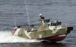 Патрульные катера проекта 03160 «Раптор»
