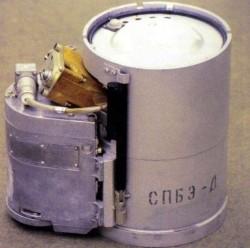 Бомбовая кассета РБК-500 СПБЭ-Д