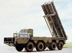 Подвижный ракетный комплекс РК-55 «Рельеф»