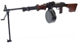 Ручной пулемёт Дегтярёва РПД-44 / РПД