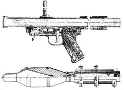Опытный гранатомёт РПГ-1