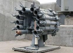 Ракетный противолодочный комплекс РПК-8 «Запад»