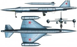 Опытный самолет-разведчик НМ-1 / РСР