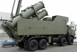 Береговой противокорабельный ракетный комплекс «Рубеж-МЭ»