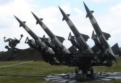 Зенитный ракетный комплекс С-125 Нева