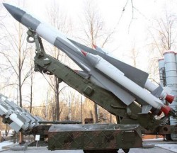 Зенитный ракетный комплекс С-200В Вега