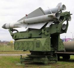 Зенитный ракетный комплекс С-200М Вега-М