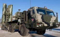 Зенитный ракетный комплекс С-400 Триумф