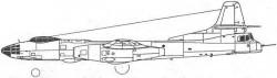 Средний бомбардировщик «81» Ту-14