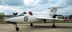 Истребитель-перехватчик Saunders-Roe SR.53