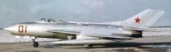 Опытный истребитель СМ-12