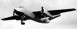 Опытный бомбардировщик Short S.A.4 Sperrin
