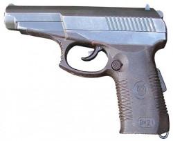 Пистолет Сердюкова СПС