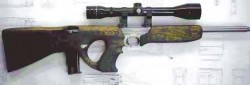 пистолет-пулемет Герцена
