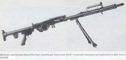 пулемет Барнитцке