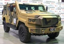 Многоцелевой бронеавтомобиль «Стрела»