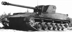 Самоходная артиллерийская установка СУ-100П «Объект 105»