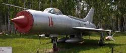 Истребитель-перехватчик Су-11
