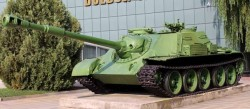 Самоходная артиллерийская установка СУ-122-54 «Объект 600»