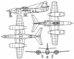Опытные истребители Су-13