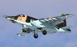 Штурмовик Су-25П