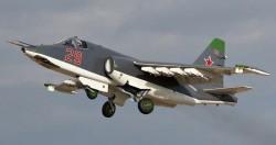 Штурмовик Су-25СМ