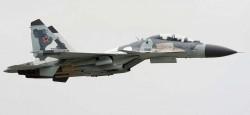 Истребитель-перехватчик Су-30